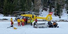 Alpinist (63) stirbt nach schweren Sturz auf Abfahrt