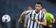 Ronaldo trifft, aber Juventus verliert weiter an Boden