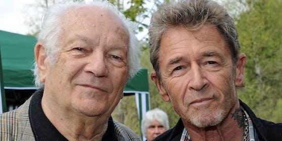 Die beiden hatten ein inniges Verhältnis: Peter Maffay und sein Vater Wilhelm Makkay