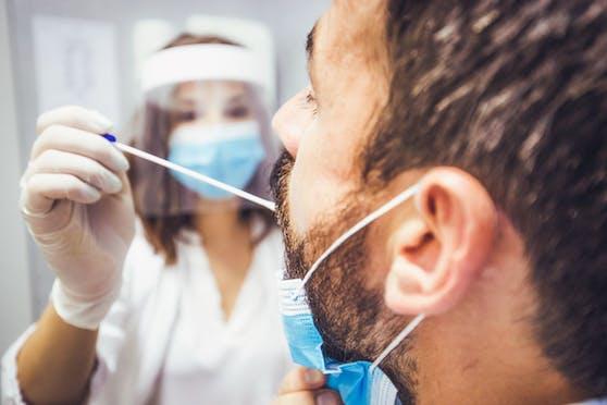 Bei einem positiven Testergebnis kann ein neues Modell nun den Krankheitsverlauf berechnen.