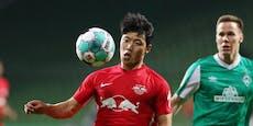 Leipzigs Pokal-Torschütze begehrt: 4 Klubs wollen ihn