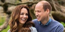 Kate & William – Darum ist ihr Familienvideo so ein Hit