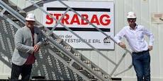Strabag Lehrwerkstätte ab September in Ybbs in Betrieb