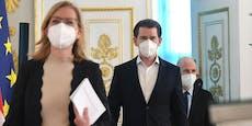 """Nach Sieg über Pandemie – Kurz kündigt """"Sprungbrett"""" an"""