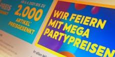 """Billa Plus feiert Eröffnung mit """"größter Preissenkung"""""""