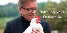 Oster-Appell – Anschober sagt, was ihm Hoffnung gibt