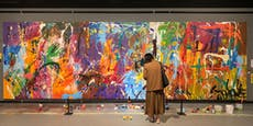 Paar verschandelt aus Versehen500.000-Dollar-Gemälde