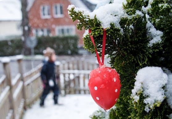 Nach Ostern kehrt der Schnee nach Österreich zurück. Symbolbild