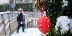 Polarkälte sorgt jetzt für Wintereinbruch mit Neuschnee