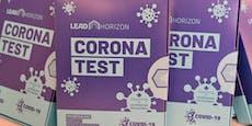 Wien verteilt demnächst PCR-Tests gratis auf der Straße