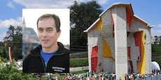 Kletterpionier (65) stürzte von Turm in Haag– tot