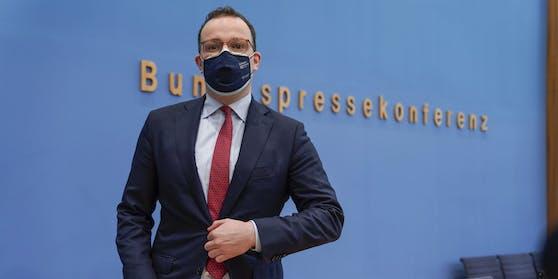 Deutschlands Gesundheitsminister Jens Spahn setzt sich für Lockerungen für Geimpfte ein.