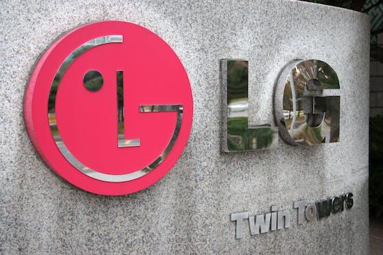 LG ist hinter Samsung Electronics das zweitgrößte südkoreanische Elektronikunternehmen.