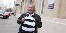 Freund umarmt – Wiener musste 8 Stunden hinter Gitter