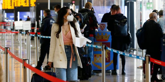 Die Quarantänepflicht fällt in Italien für Reisende aus der EU demnächst weg.