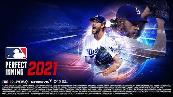 """MLB Perfect Inning 2021"" ab sofort weltweit verfügbar."