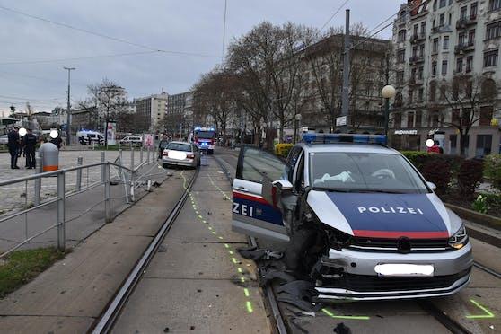 Lenker entzieht sich der Anhaltung - Festnahme am Wiener Schwedenplatz