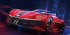 MG präsentiert Sportwagen-Studie mit E-Antrieb
