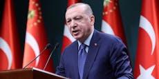 Erdogan kündigt zweiwöchigen Knallhart-Shutdown an