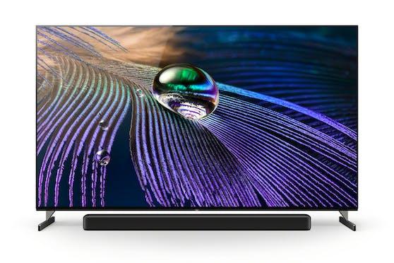 Weltweit erster Fernseher mit kognitiver Intelligenz: Der Sony Bravia XR A90J kommt im April in Europa in den Handel.