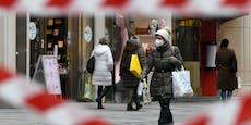 Lockdown verlängert– Wiener Handel tobt