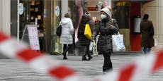 Geschäfte zittern vorVerlängerung des Ost-Lockdowns