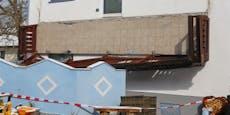 Gutachten stellt fest: Baufirma Schuld an Balkonsturz