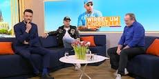 Schreck in Live-Sendung: Pietro soll Hit geklaut haben!
