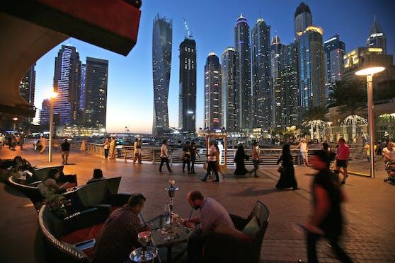 Dubais Marina ist ein angesagtes Pflaster. Symbolbild