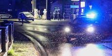 Frau rastet auf Wiener Tankstelle aus, beißt Polizistin
