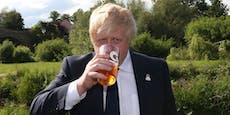 Briten-Premier öffnet bald Pubs und Biergärten