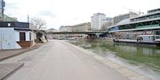 Geister-Stadt – Lockdown fegt Hotspots in Wien leer