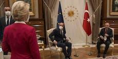 """Nach Treffen: """"EU-Beitritt von Türkei eine Illusion"""""""
