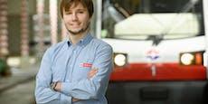 Bim statt Boing: Pilot landet bei den Wiener Linien