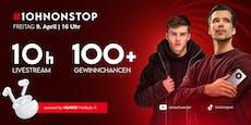 Huawei startet Livestream mit massig Gewinnen