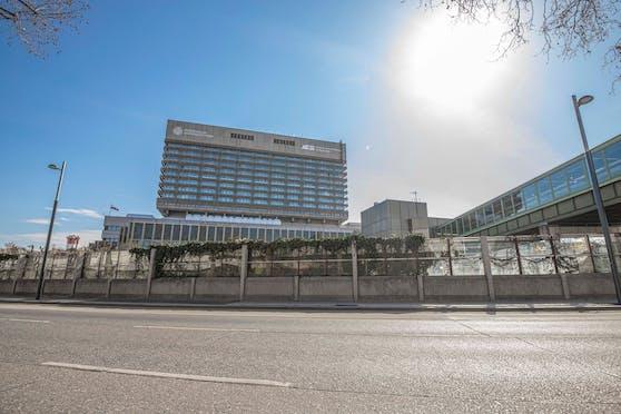 AKH Wien: Nicht akute Operationen werden bereits verschoben.