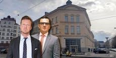 Spürhunde, Kripo! Wiener Gericht als Drogen-Bunker