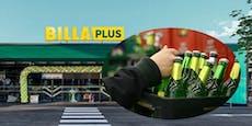 Das wird jetzt für alle Biertrinker neu bei Billa Plus
