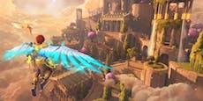 """""""Immortals Fenyx Rising"""": Die DLCs sind heldenhaft!"""