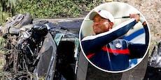 So geht es Tiger Woods nach seinem schweren Unfall