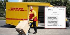 """""""Dein Paket steht in ..."""" – Vorsicht bei dieser DHL-SMS"""