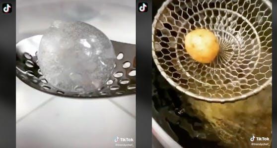 """""""Deep Fried Water"""" sorgt derzeit auf TikTok für Aufsehen."""