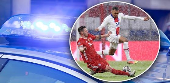 Corona-Strafe für Bayern-Match