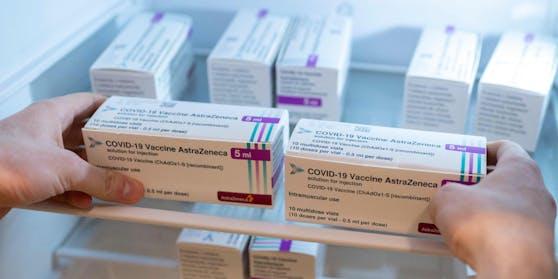 Um den AstraZeneca-Impfstoff herrscht weiter Chaos.