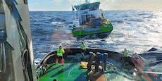 Ölkatastrophe vor Norwegen ganz knapp abgewendet