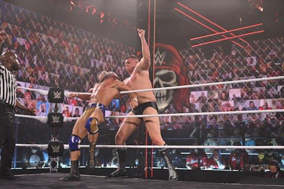 Der Wiener WWE-Star WALTER bei NXT Takeover