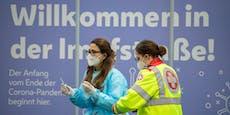 Trotz Lieferchaos 105.500 neue Impftermine in Wien
