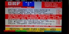 Keine neuen News – massive Ausfälle beim ORF-Teletext