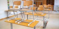 20 Infizierte – jetzt muss ganze Mittelschule zusperren