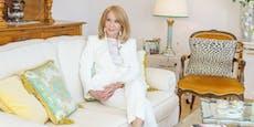Star-Astrologin Gerda Rogers zeigt ihr Haus